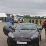 Aston Martin experience