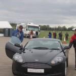 Aston Martin experience