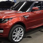 New Range Rover Sport pictures leaked